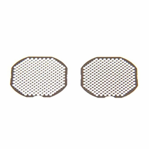 These Chamber Screens prevents any material from falling into the oven of the Boundless CFX