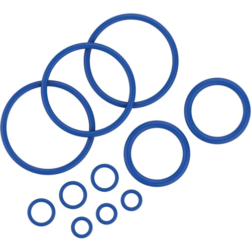The Seal Ring Set includes 11 seal rings of varying sizes for the Crafty vaporizer