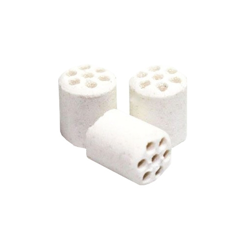 The Ceramic Mouthpiece Filter for FocusVape vaporizers is intended to sit in the mouthpiece to filter the vapor coming through