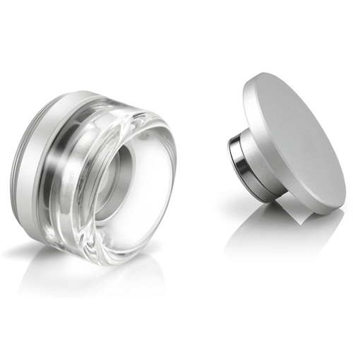 Hydrology 9 - Glass Mouthpiece & Aluminum Cover