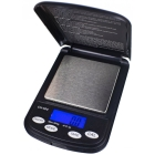 The On Balance Champion is a Pocket Scale that can weight up to 500 g with 0,1 g accuracy